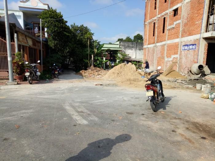 Cần bán gấp lô đất mặt tiền đường Phạm Ngũ Lão