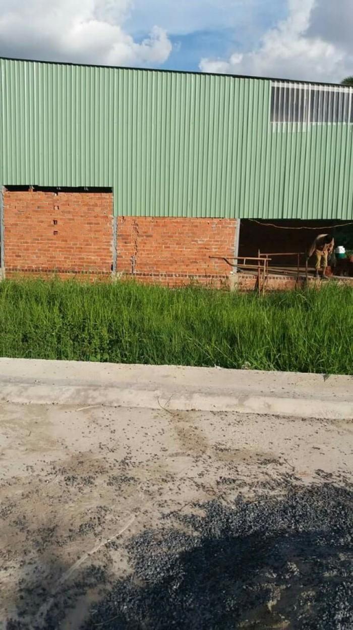 Bán Đất gần ngã tư ga Q12, 5x21 thổ cư sổ riêng giá 1Tỷ270TR