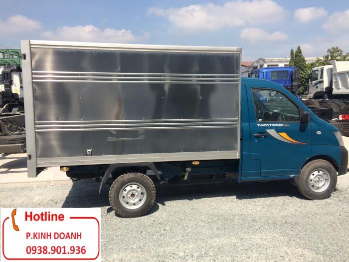 Bán xe tải nhỏ máy suzuki 7 tạ, máy lạnh theo xe, bán xe trả góp lãi suất ưu đãi nhất.