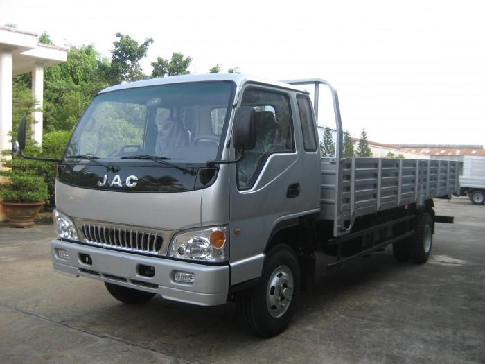 Xe tải JAC 6T4 có gì khiến cho khách hàng tự tin trên suốt hành trình