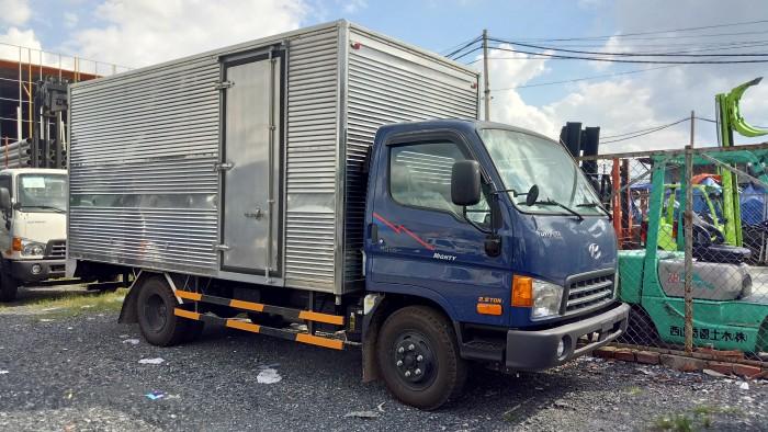 xe tải Hyundai HD65 1.75 tấn thùng kín