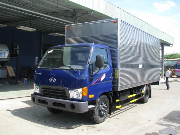 xe tải Hyundai hd65 2.5 tấn thùng kín