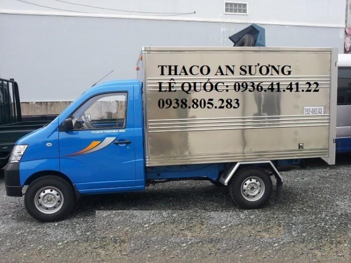 XE TAI THACO TOWER 950 DÒNG XE TẢI NHẸ MÁY XĂNG TỐT NHẤT HIỆN NAY