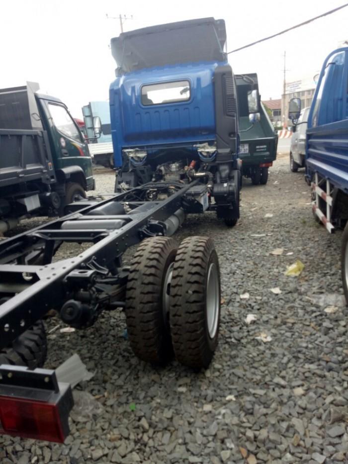 Xe tải tmt 6t cabin howo siêu khuyến mãi trong dịp khai trương