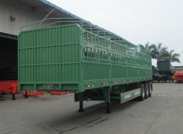 Bán xe sơ mi rơ mooc ben 25 khối 31 tấn – xuất xứ Hàn Quốc