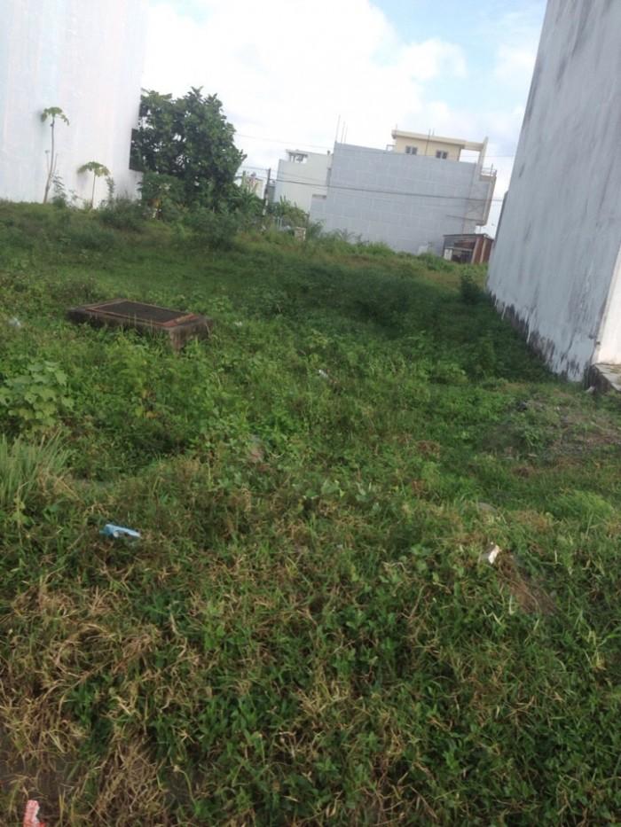 Bán đất dự án khu dân cư bắc rạch chiếc quận 9