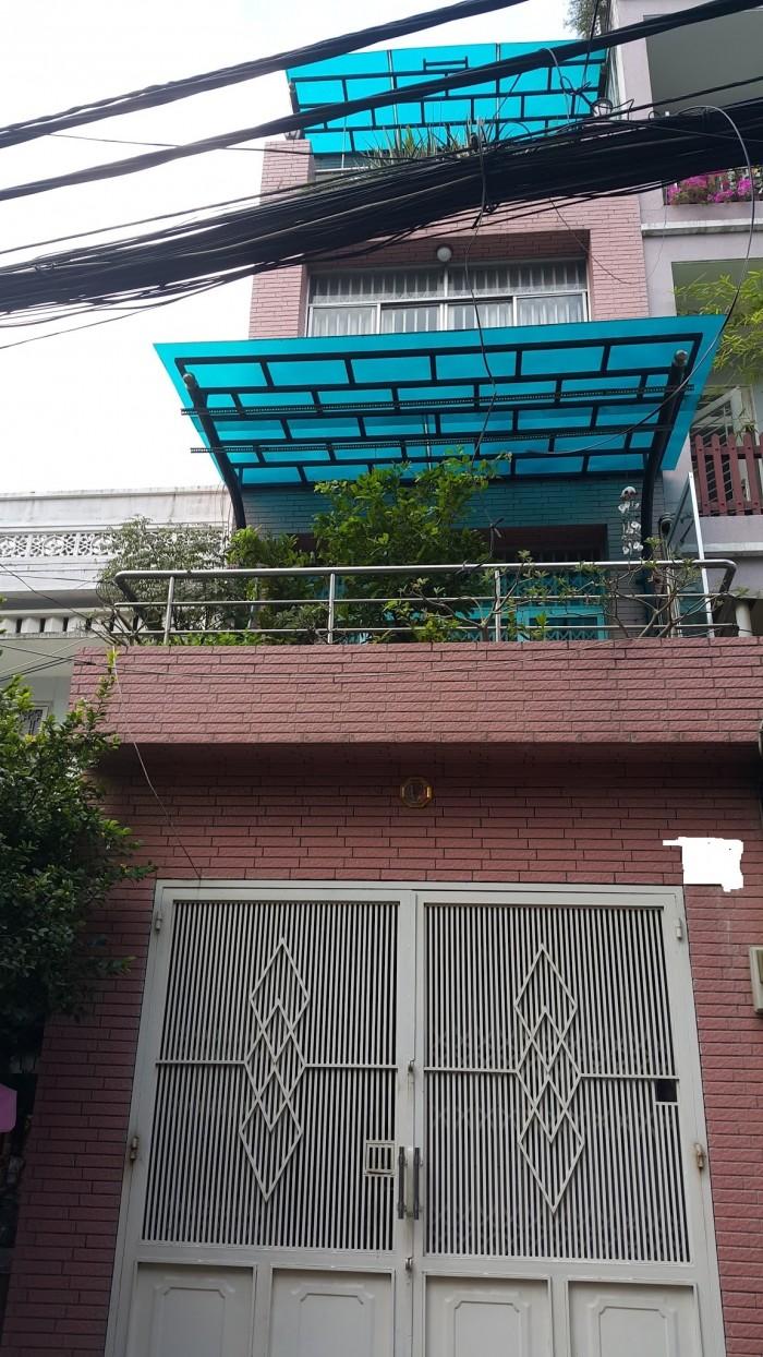 Bán nhà MT Nguyễn Tri Phương, P4, Q10