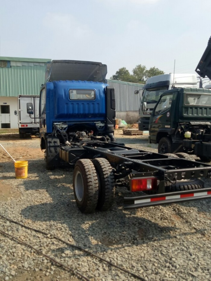 Xe tải  TMT HOWO 6 TẤN giá rẻ