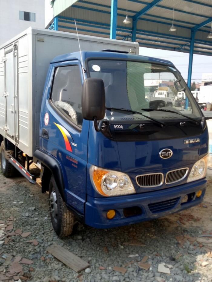 Xe tải TMT 2 tấn động cơ Hyundai giá rẻ