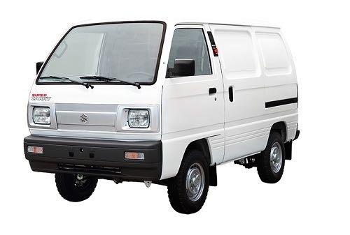 Xe suzuki blind van 590kg