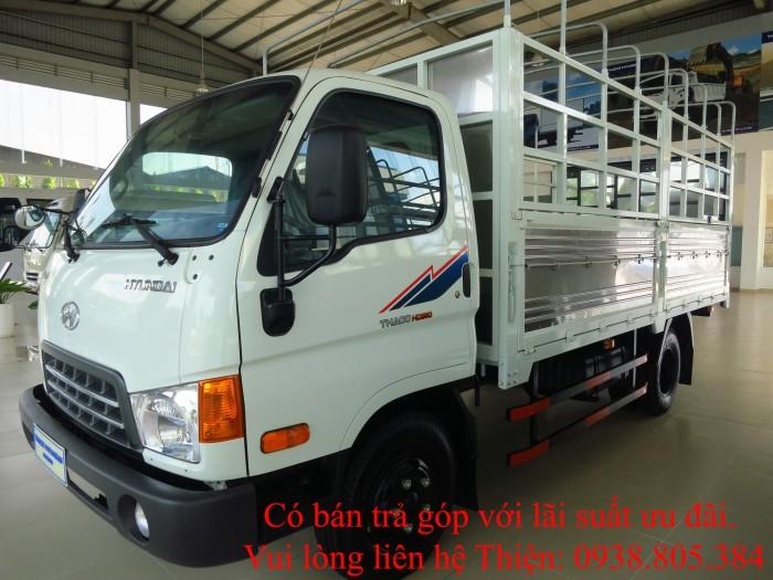 Xe tải Thaco Hyundai giá rẻ nhất tại Tp. HCM