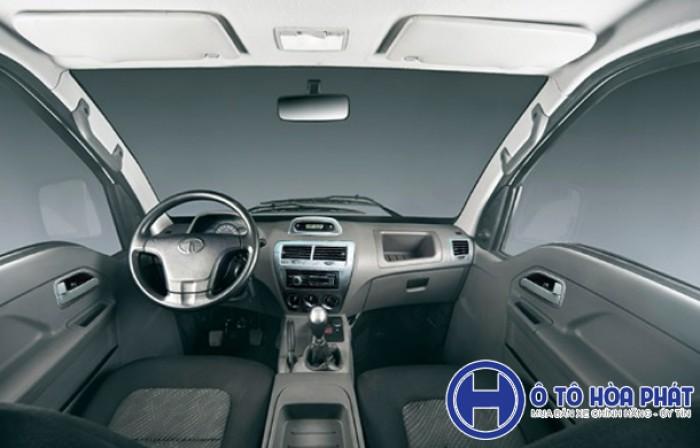 cabin tiêu chuẩn xe du lịch