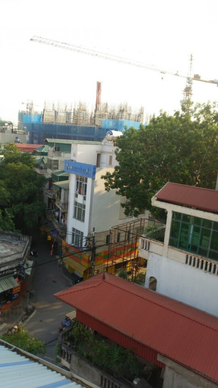 Bán Khách sạn Mặt phố Trương Định cùng nhà nối liền 165m, 5 tầng, Mặt tiền 6m. Gía 16,5tỷ