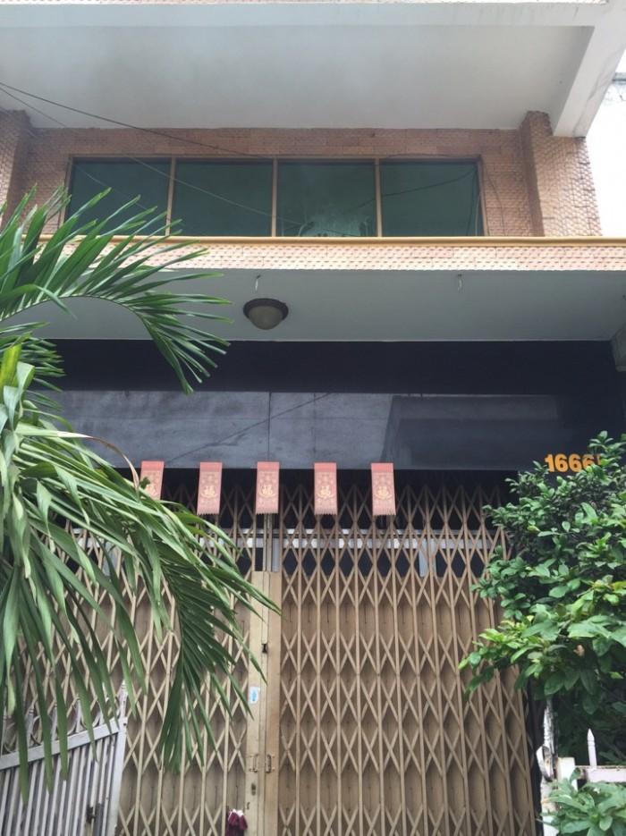 Bán nhà hẻm  Huỳnh Thiện Lộc, Hòa Thạnh, Tân Phú