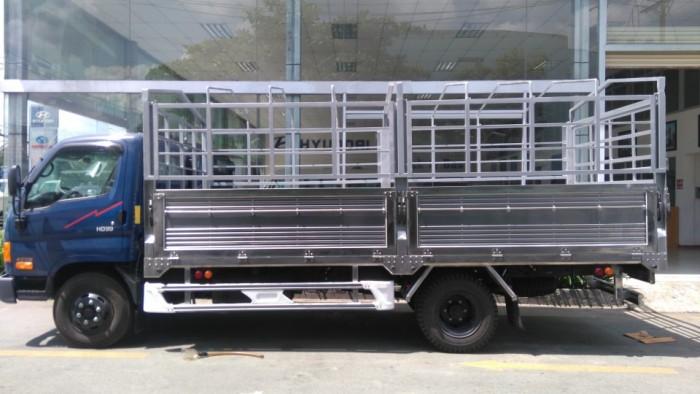 Hyundai HD99 6,5 tấn thùng bạt
