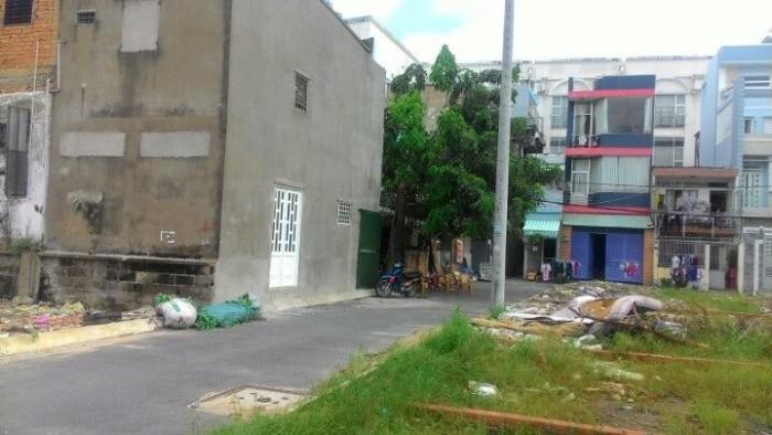 Bán đất hẻm Nguyễn Thị Nhỏ phường 9 Tân Bình, SHR, chính chủ .