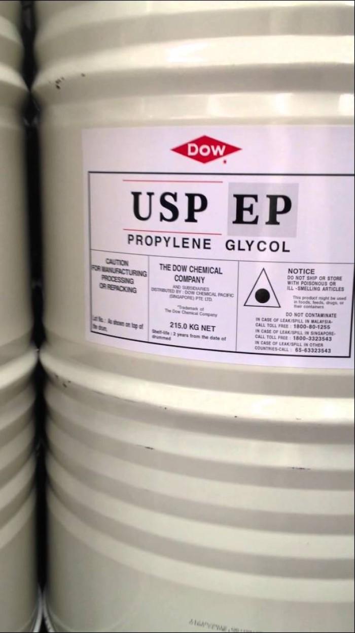 Giá bán: Propylene Glycol, PG