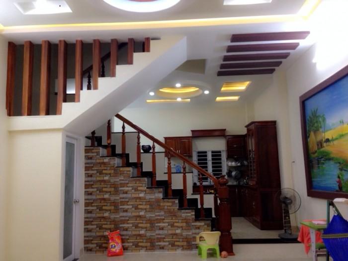 Bán nhà gần đường Phùng Hưng-Nha Trang, hẻm 5m, đất ở đô thị,bao sang sổ.