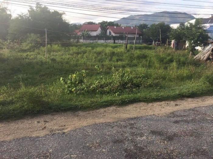 Bán đất phân lô bên hông UBND xã Vĩnh Thạnh-Nha Trang, đất thổ cư, bao sang sổ.