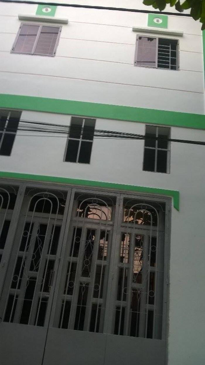 Bán nhà hẻm ngõ / đường số 13B Mã Lò 4x12 Bình Tân