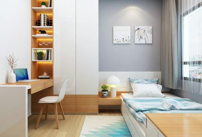 Cho thuê căn hộ mới hoàn thiện MASTERI Thảo Điền, tiện nghi, đẳng cấp, giá rẻ