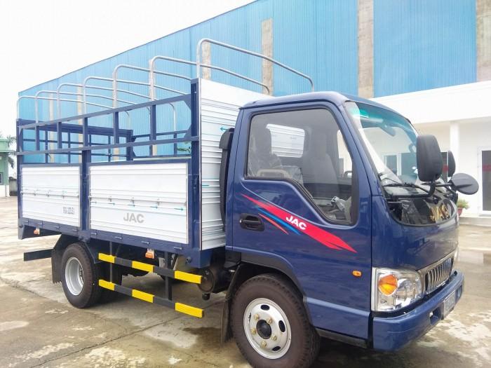 Xe tải JAC 2.4 tấn Đà Nẵng