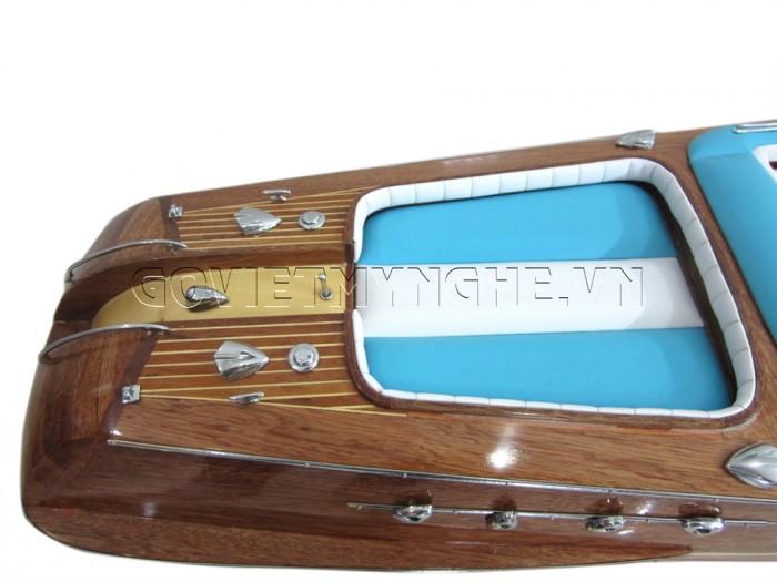 Mô hình Speed Boat Riva Aquarama 67cm1