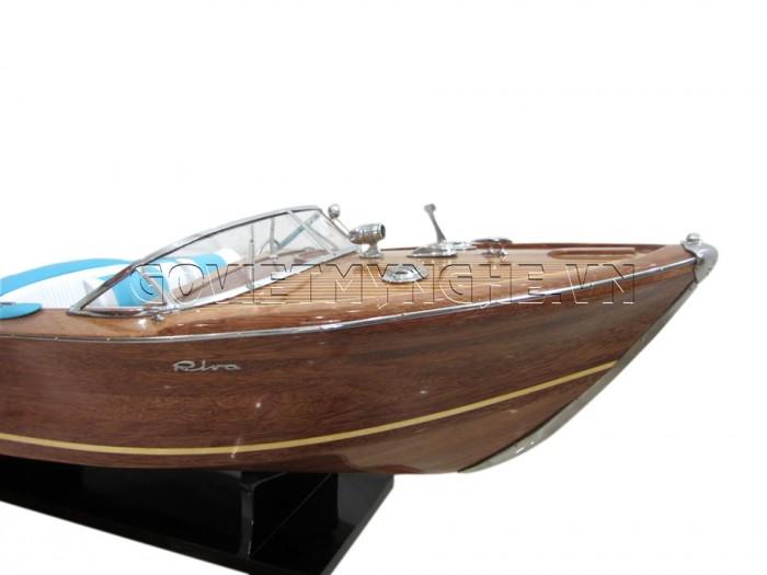 Mô hình Speed Boat Riva Aquarama 67cm3