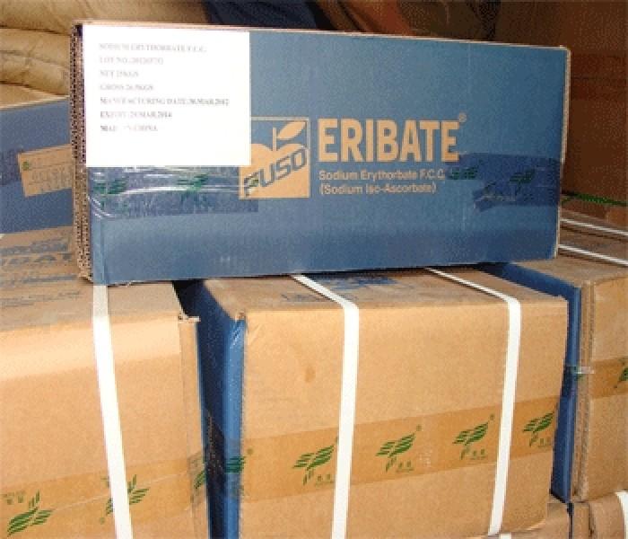Chất bảo quản,chống oxi hóa trong thực phẩm_Giá rẻ:Sodium EryThorbate0