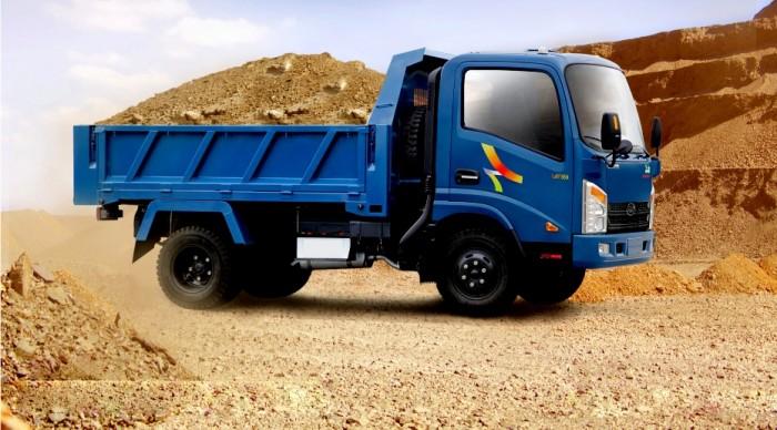 Xe Ben Veam 3490kg VB350