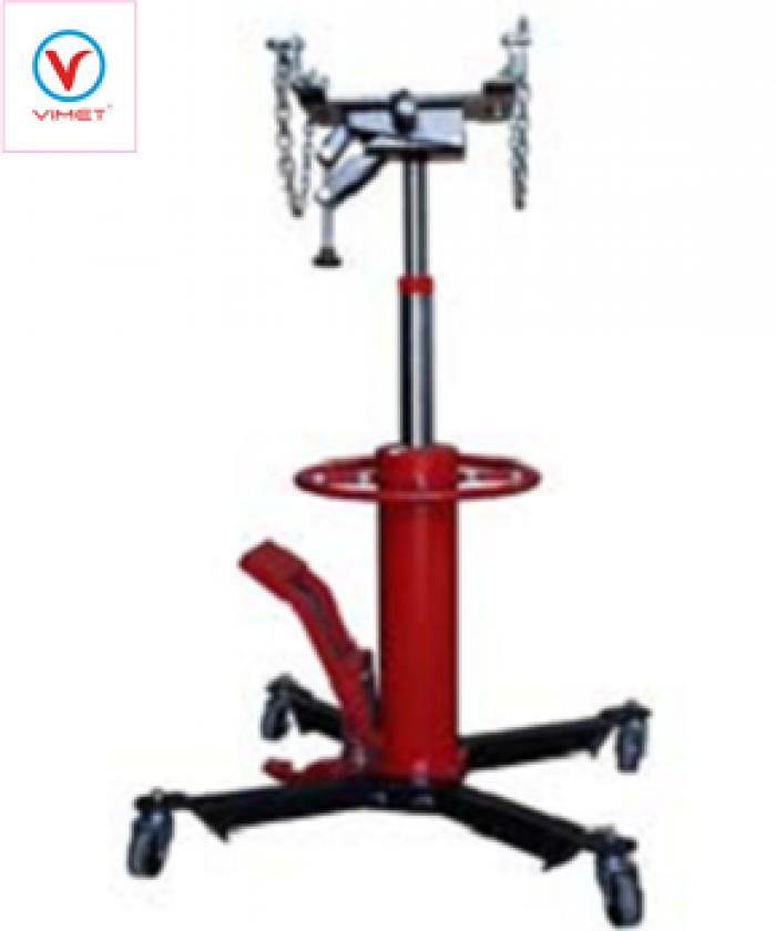 Giá  đỡ hộp số 2 Ty-Ben 500kg VIMET VDHS0503  Giá khuyến mãi : 6,470,000 (từ nay đến 12/2016)  Chiều cao nhỏ nhất: 855mm Chiều cao lớn nhất: 1770mm G.W.: 82kg   N.W.: 75kg  Kích thước tổng thể: 780x680x960mm kích thước đóng gói: 550x370x900mm
