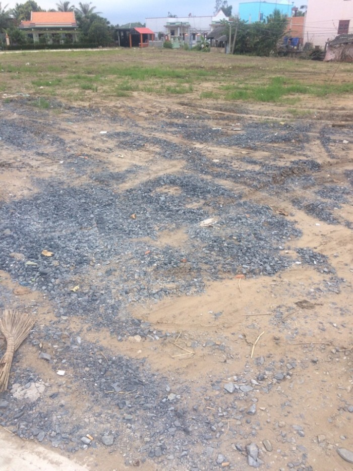 Bán đất dối diện KCN cầu tràm