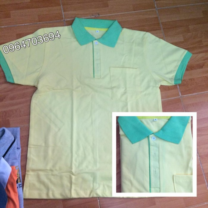 Xưởng áo thun đồng phục phối màu đẹp, bền, dễ thương
