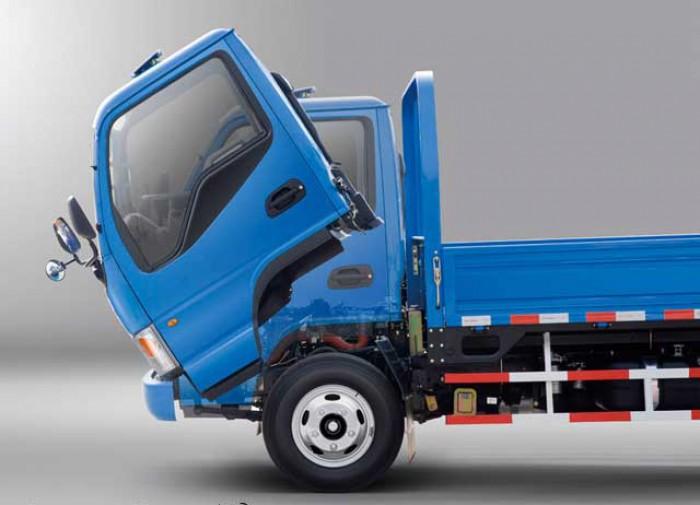 Xe tải jac 2.4t động cơ isuzu 2016