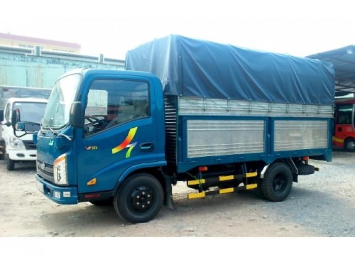 Xe tải veam vt255, tải trọng 2,5 tấn ĐỜI 2016