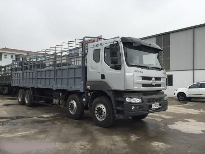 Xe tải chenglong 22.5 tấn, chỉ cần trả trước 300 triệu
