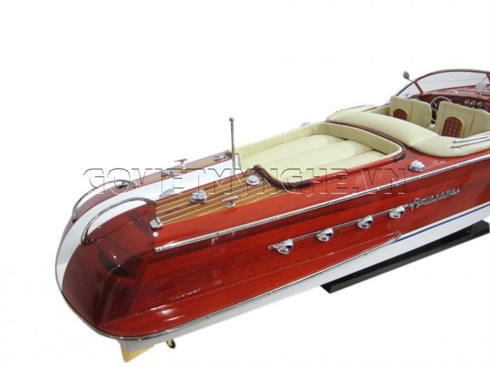 Mô hình Speed Boat Riva Aquarama 67cm2