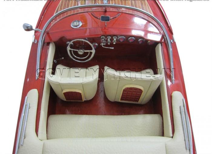 Mô hình Speed Boat Riva Aquarama 67cm6