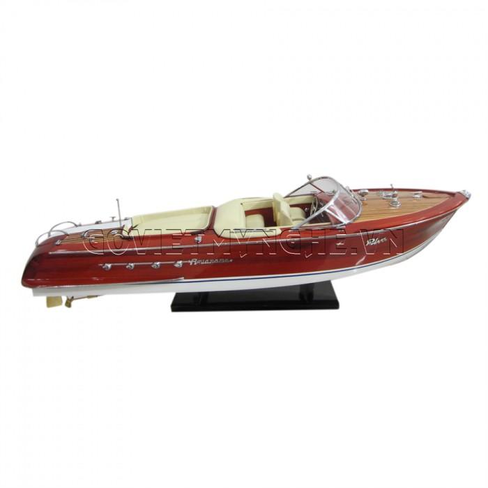 Mô hình Speed Boat Riva Aquarama 87cm0