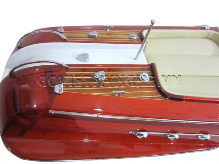 Mô hình Speed Boat Riva Aquarama 87cm3