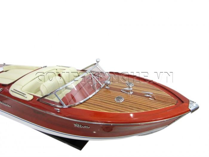 Mô hình Speed Boat Riva Aquarama 87cm5