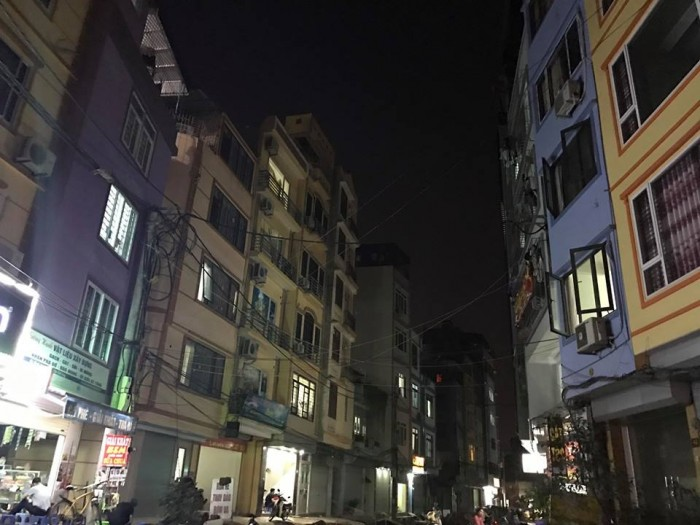 Bán nhà mặt phố mới Tôn Thất Tùng 110M-MT 5.5M- 19.6 tỷ