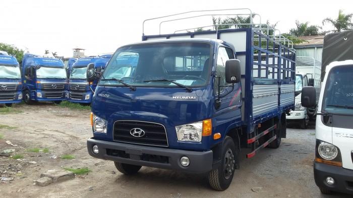 hình ảnh xe tải hyundai 5 tấn hải phòng