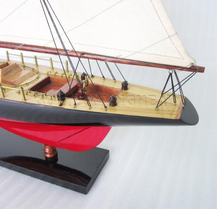 Mô hình du thuyền gỗ Columbia 50cm3