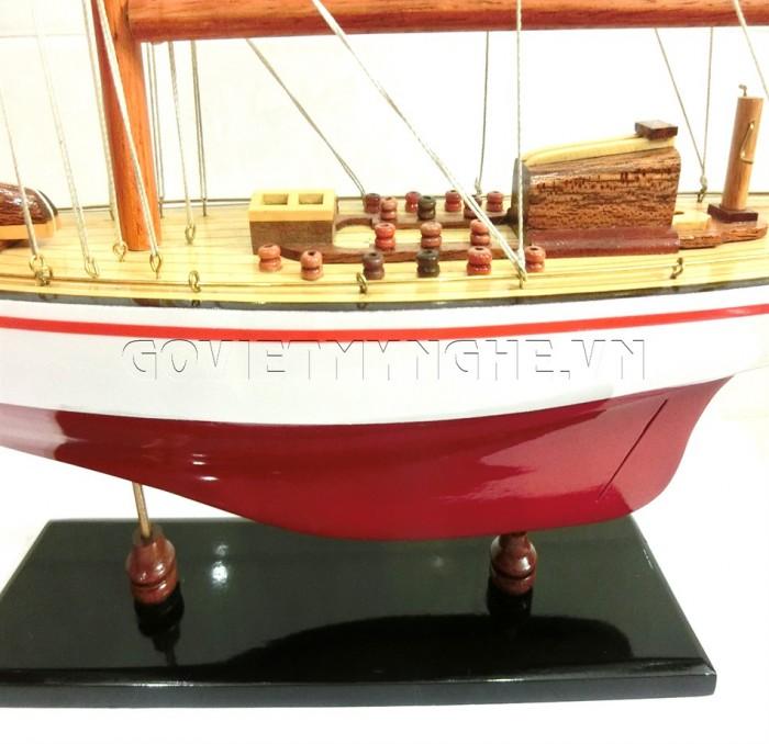 Mô hình du thuyền gỗ Endeavour 50cm3