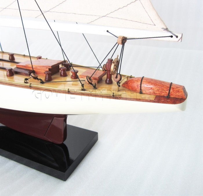 Mô hình du thuyền gỗ Rainbow 50cm3