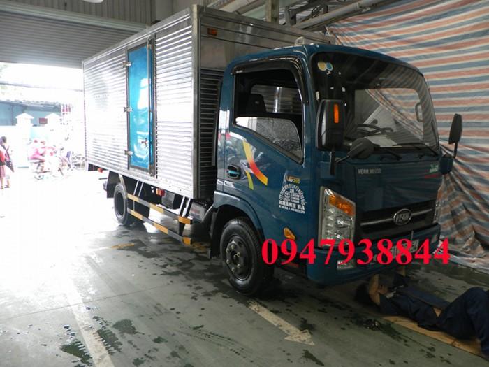 Xe tải 2 tấn VT200 đi thành phố đóng thùng theo yêu cầu