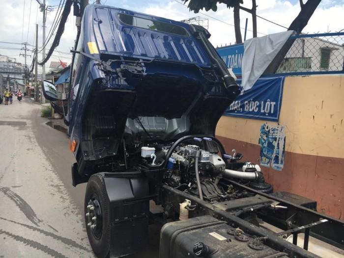Xe tải 8 tấn HD800 hàng có sẵn trả góp không thế chấp xe mới 100%