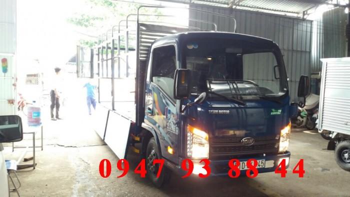 Xe tải 2,4 tấn đi thành phố chưa qua sử dụng trả góp không thế chấp