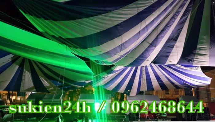 Tổ chức sự kiện Long Vũ - Cho thuê nhà dù, nhà bạt giá rẻ